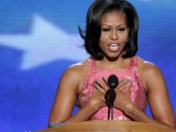 Things that make me smile: FLOTUS at the DNC