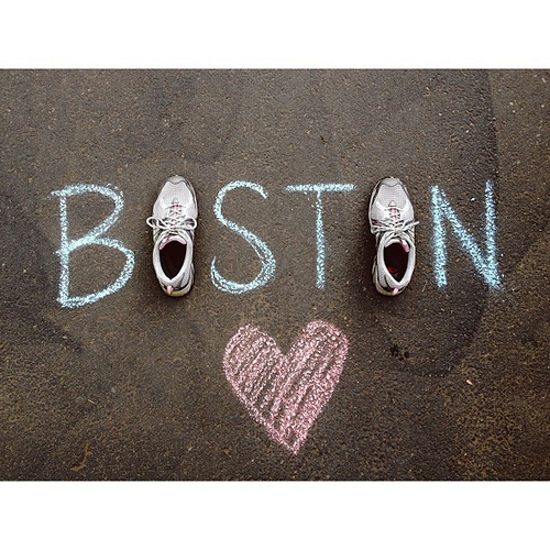 Stand with Boston