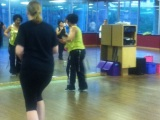 Synergy Chronicles: Zumba a la Charmaine