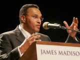 Come see Dr. Freeman A. Hrabowski, III TONIGHT!